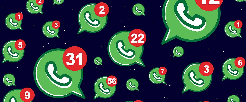 Gerucht - Spraakberichten op WhatsApp krijgen geluidsgolven