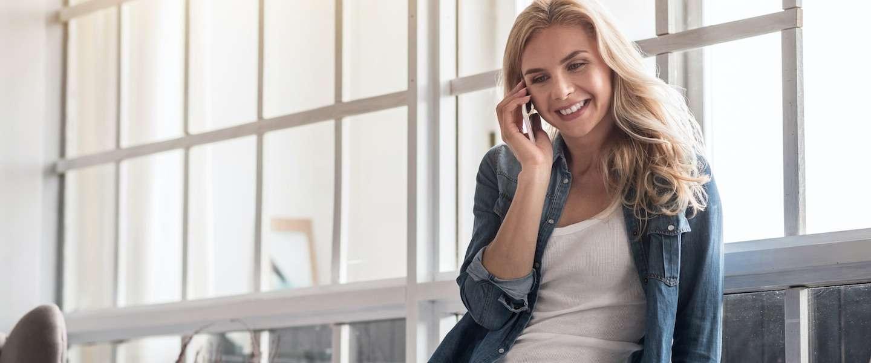 Wifi-bellen van Vodafone: handig als je thuis slecht bereik hebt