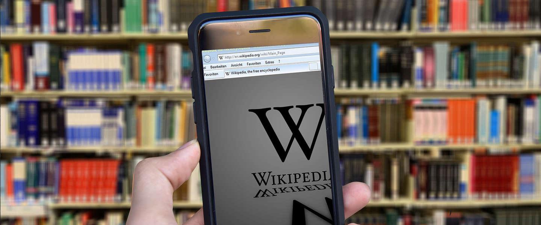 Facebook wil ook Wikipedia-informatie in zoekopdrachten