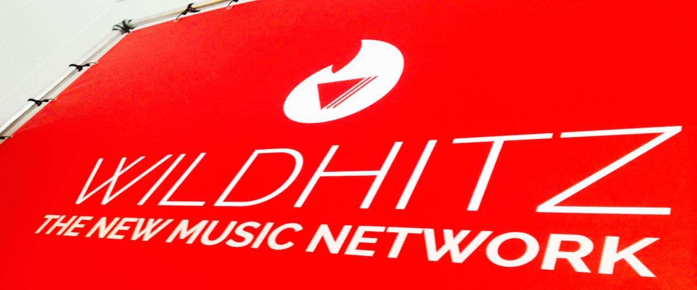 Online muziekplatform WildHitz wordt ook een tv-zender