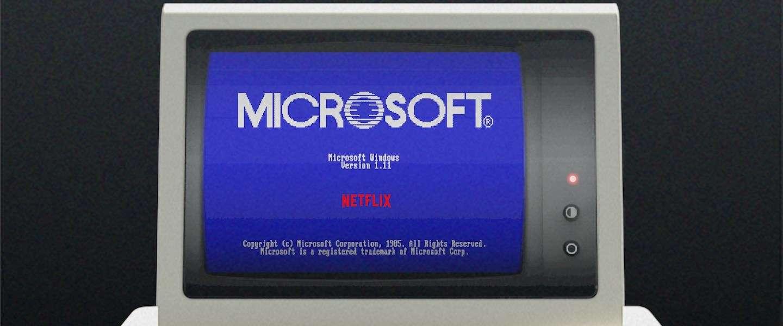Ga terug in de tijd met Windows 1.11 app