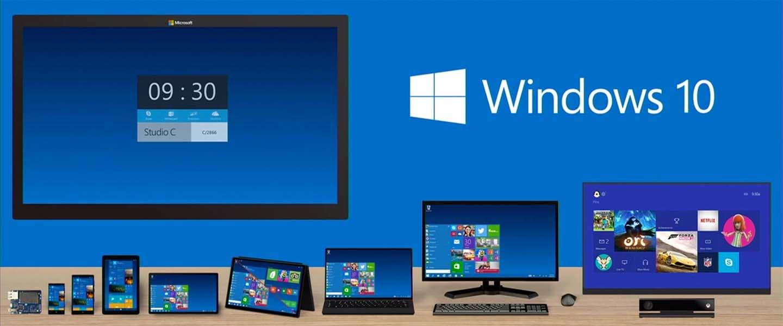 De presentatie en een eerste blik op Windows 10