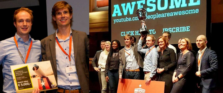 Hotelchamp winnaar 'Sprout Challenger of the Year Award'