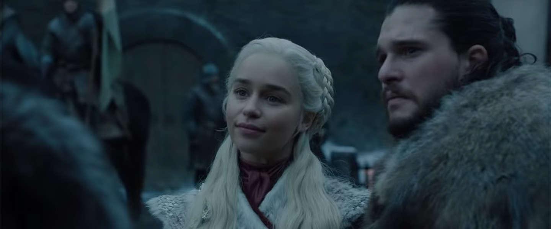 HBO toont kort nieuwe beelden van laatste seizoen Game of Thrones