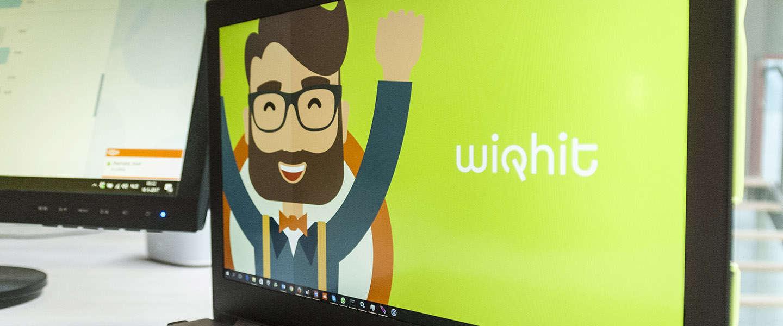 WiQhit GO maakt van een standaard webshop een meer persoonlijke omgeving