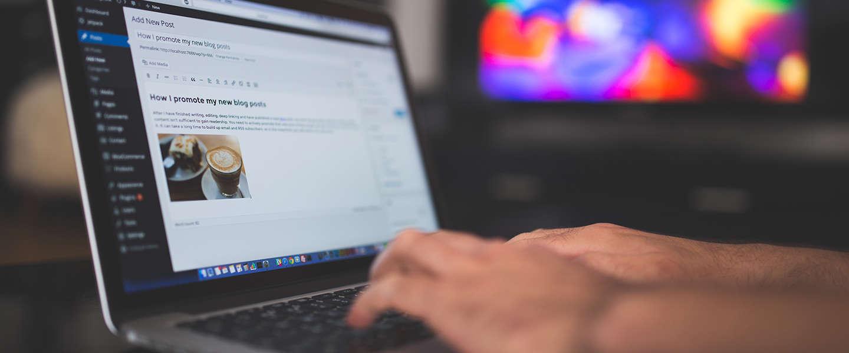 Is WordPress het juiste platform voor jouw nieuwe startup website?