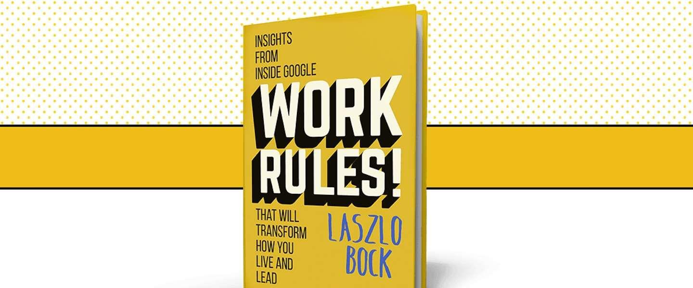Google's vier regels voor het aannemen van werknemers