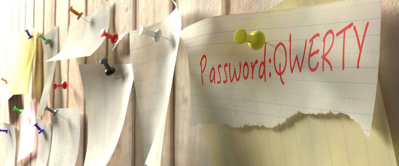 World Password Day: een dag om weer even stil te staan bij jouw wachtwoordgebruik