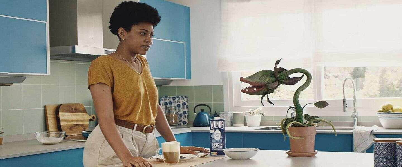 Nestlé nodigt je uit om voor een `plant-based lifestyle` te kiezen