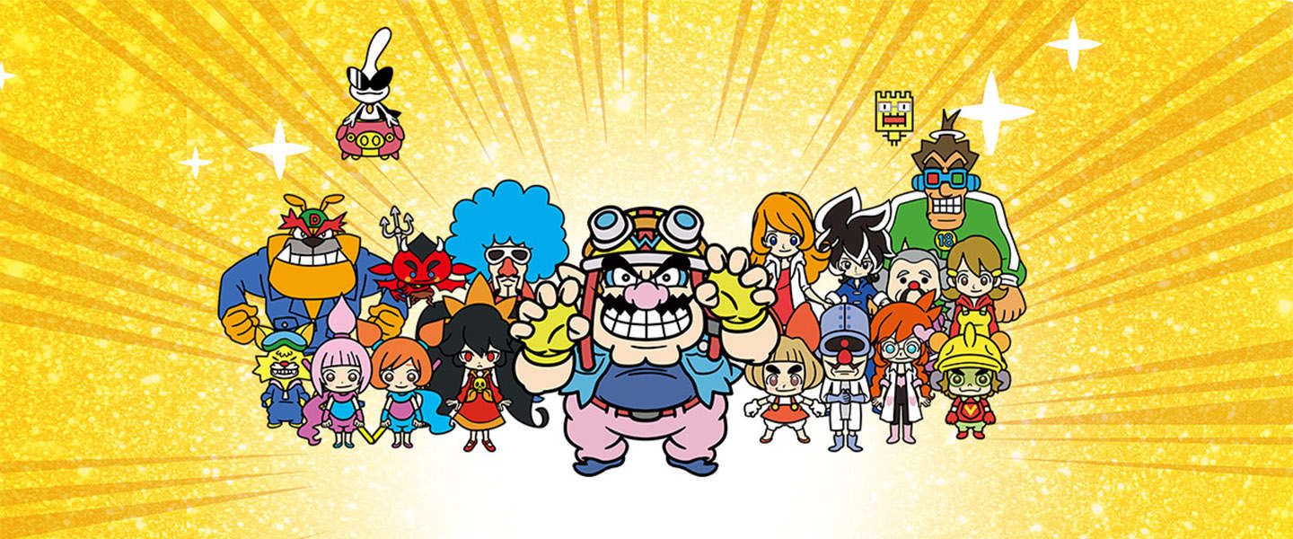 WarioWare Gold: Een knotsgekke compilatie van minigames