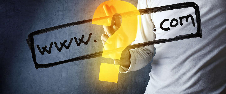 10 meest gemaakte fouten bij het kiezen van een domeinnaam