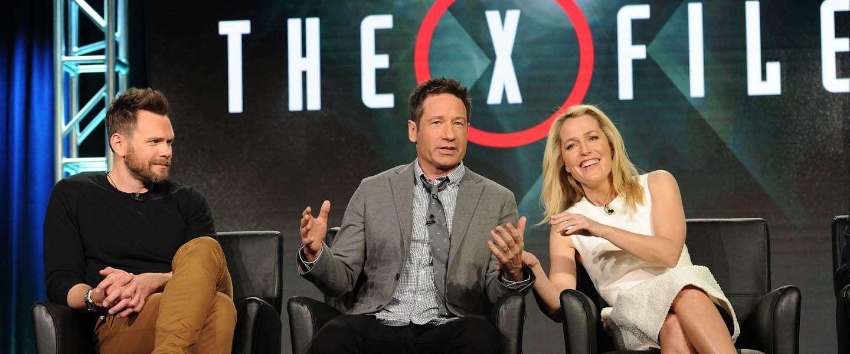 Nieuwe serie The X-Files dit weekend in premiere