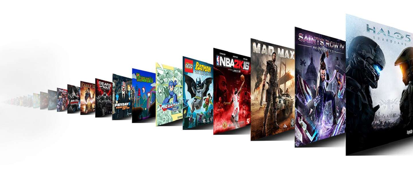 Xbox Game pass gaat live