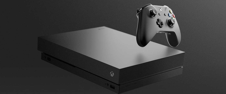 Microsoft kondigt nieuwe Xbox One X console aan