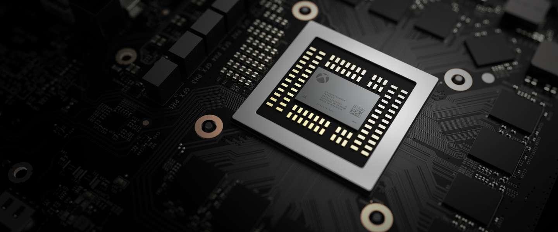 Specificaties Xbox Scorpio bekendgemaakt