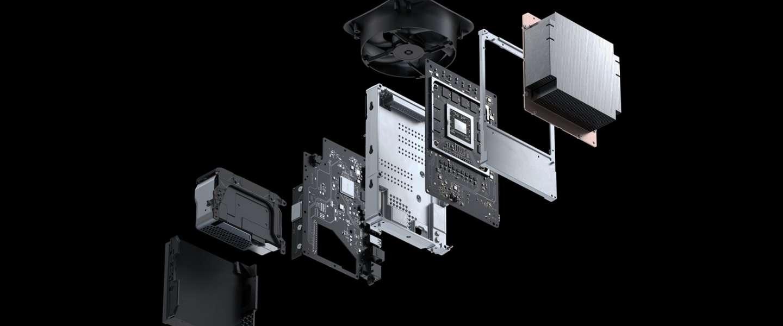 Microsoft onthult eindelijk de specs van Xbox Series X
