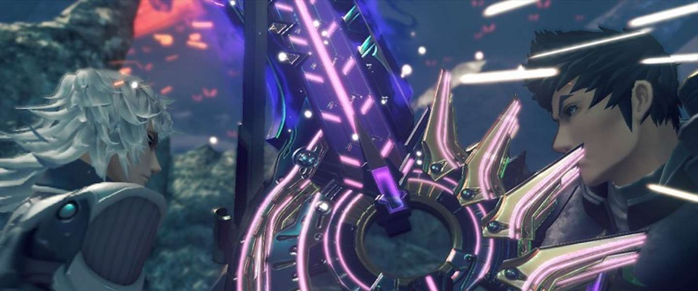 Xenoblade Chronicles 2 Torna - The Golden Country mist context