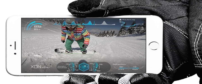 Verbeter je snowboardtechniek met de XON Snow-1