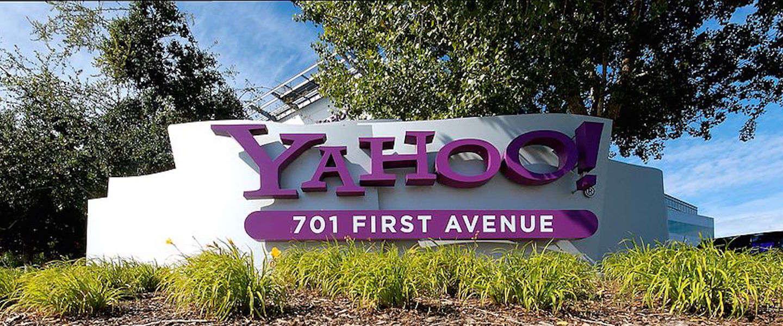 Yahoo wordt overgenomen door telecomprovider Verizon