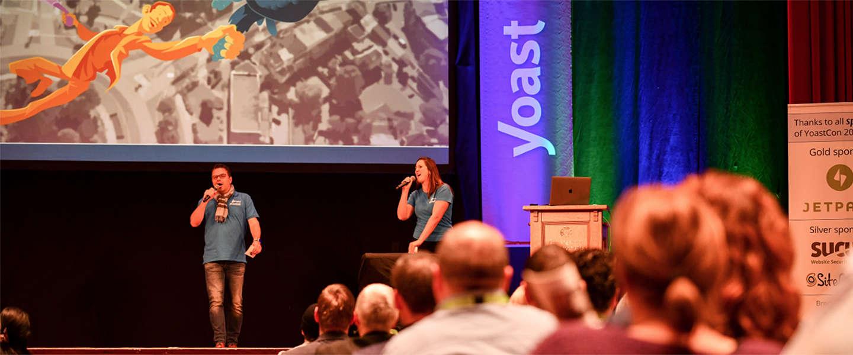 YoastCon: interactieve SEO conferentie in Nijmegen!
