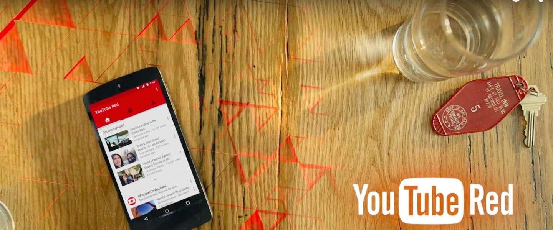 YouTube kondigt Red aan: geen reclame voor 10 dollar per maand