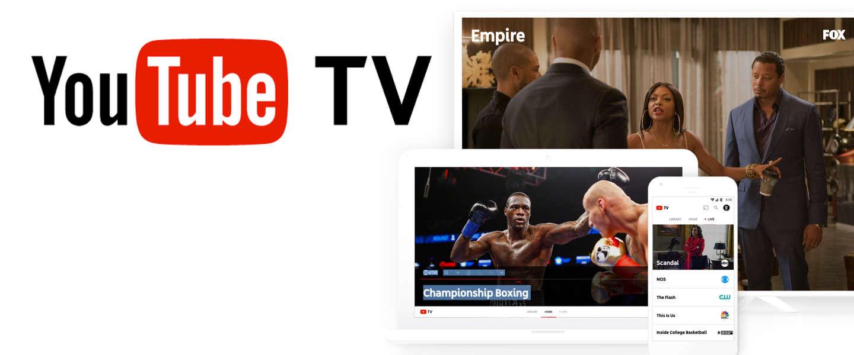YouTube gaat ook reguliere tv-kanalen on demand aanbieden