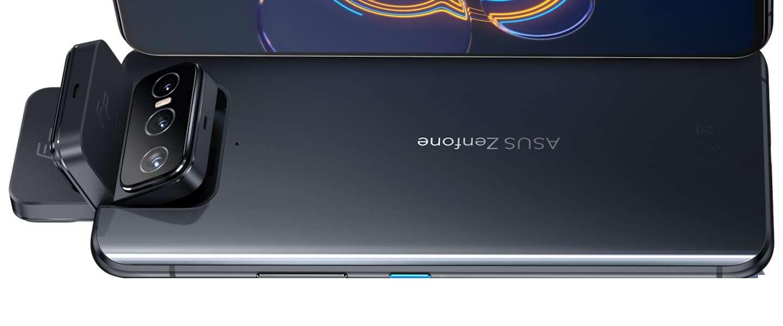 Asus flipt alleen de camera van de nieuwe Zenfone 8 Flip