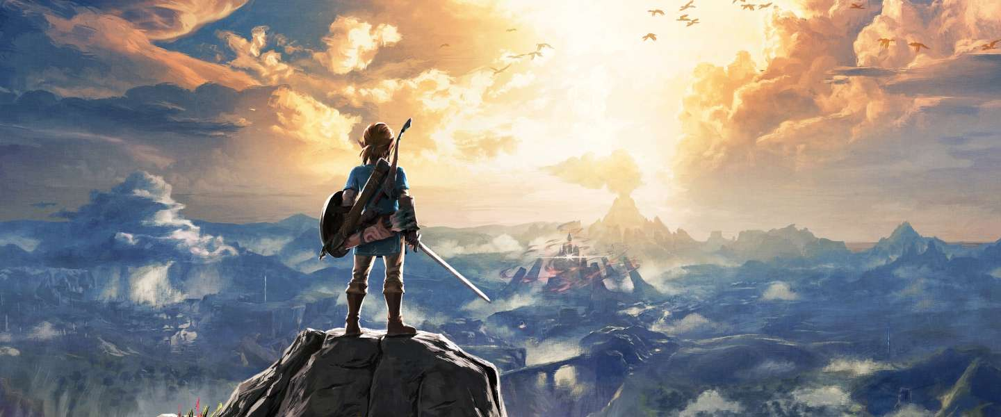 Zelda Breath of The Wild is een adembenemend avontuur