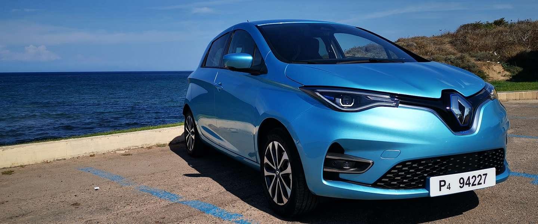 De compleet nieuwe Renault ZOE 100% elektrisch
