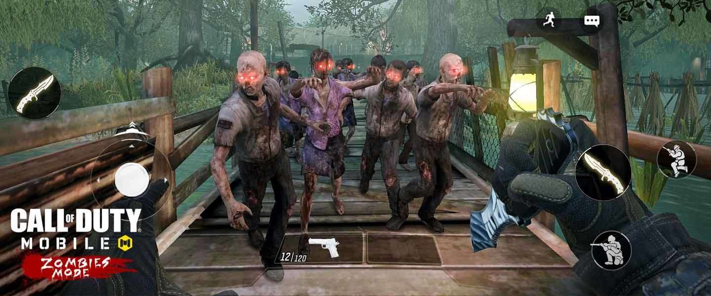 ​Zombies toegevoegd aan Call of Duty Mobile