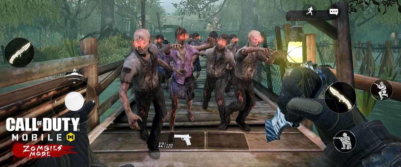 Zombies toegevoegd aan Call of Duty Mobile