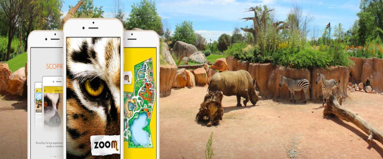 ZOOM in Turijn eerste dierentuin met iBeacon technologie