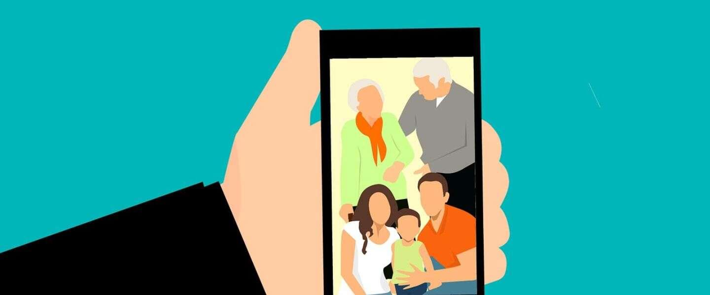 Eindelijk een virtuele achtergrond als je Zoomt op je telefoon