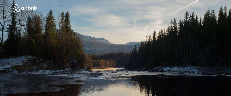 Zweden staat nu in z'n geheel op Airbnb
