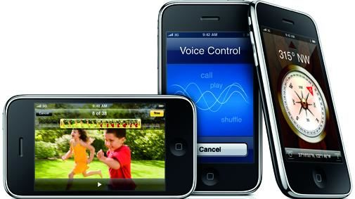 1 miljoen keer de iPhone 3GS