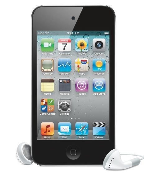 10 jaar iPod [Infographic]