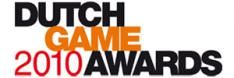 100 Games dingen mee naar Dutch Game Awards 2010