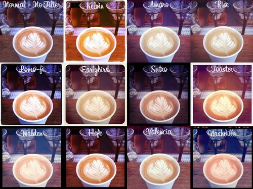 11% van alle #nofilter foto's op Instagram bevat wel een filter