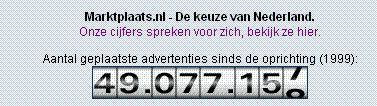 112435921250 miljoen advertenties op Marktplaats.nl