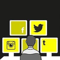 12 verschillende social media gebruikers [Infographic]