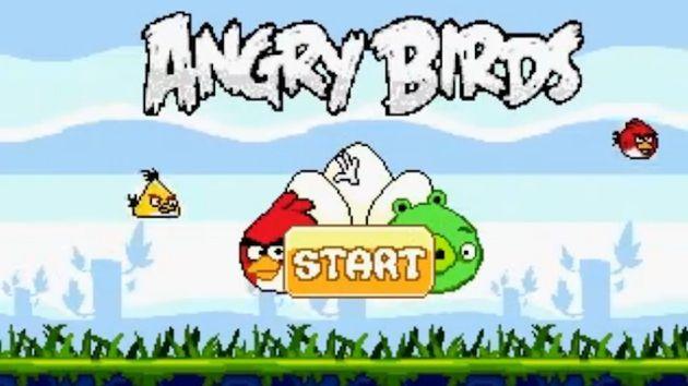 16-bit Angry Birds: ook de Megadrive krijgt een versie