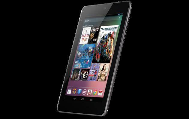 16Gb versie van de Nexus 7 tijdelijk niet leverbaar