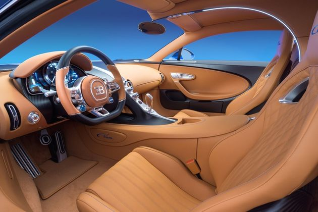 Bugatti Chiron 5