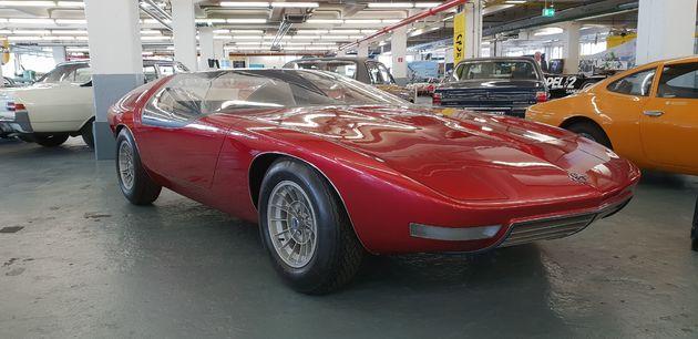 1969 Opel CD Concept Car