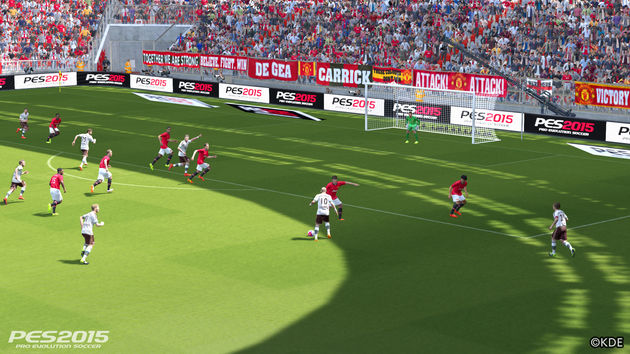 PES 2015 (Konami)