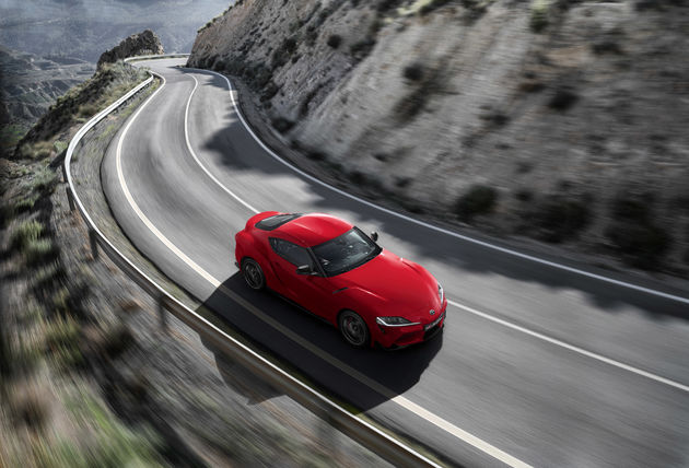 2_Toyota-Supra-Red