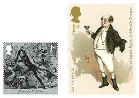 2012feb07 KA DC postzegels Charles Dickens