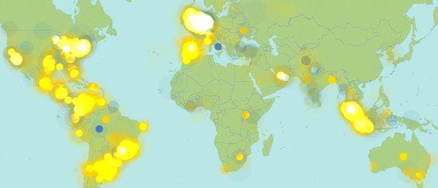 3,2 miljoen gerelateerde tweets tijdens Australie - Nederland