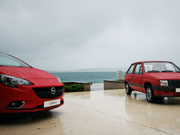 37 jaar Opel Corsa