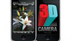 3D iPhone app